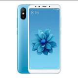 Celular Xiaomi Mi A2 128gb 6gb Global   Capa E Pelicula