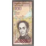 Centena De 100 Bolivares   Circuladas Porém Ótimo Estado
