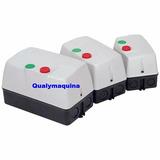 Chave Weg Magnética Compressor Trifásica 3 Cv 220v