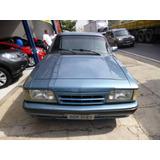 Chevrolet gm Opala Sl 2 5 Azul 1992