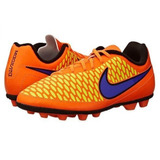 6d6d275d7c Chuteira Nike Magista Campo Ola Fg Infantil Original