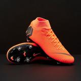 Chuteira Nike Mercurial Superfly Vl Academy Sg Total Laranja 94fe76b878a
