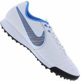 ce7f286f2d Chuteira Society Nike Tiempo Legend X 7 Academy Tf
