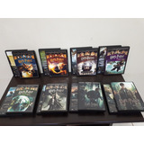 Coleção Completa Harry Potter 8 Filmes   Brinde