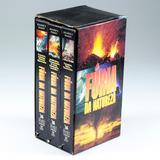 Coleção Fúria Da Natureza Box Fita Video Vhs Readers Digest