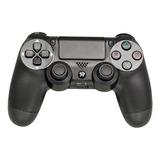 Controle Joystick Knup Kp 4128 Preto