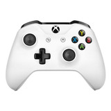 Controle Joystick Microsoft Xbox One Controller   Cable For Windows Branco