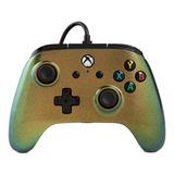 Controle Joystick Powera Enhanced Wired Controller Xbox One Nova