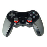 Controle Joystick Ydtech Controle Ps4 Preto