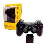 Controle Sem Fio Compativel P2 Joystick Para P2 Fr 204
