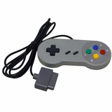 Controle Video Game Super Pad Snes Joystick Retro Pc