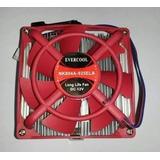 Cooler Amd Socket Am2 Evercool Alumínio Nk804a 925ela
