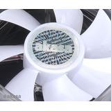 Cooler P gabinete Fan Akasa Led Branco 80mm 8cm Ak fn054