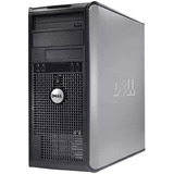 Cpu Dell Torre  Desktop 780 4gb Ddr3 Hd 320