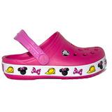 e0ffda631 Crocband Minnie Clog K Original Crocs Lançamento