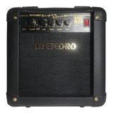 Cubo Meteoro Mg10 Guitarra 10w C  Overdrive