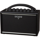 Cubo Mini Amplificador Boss Katana Mini Compacto Com Delay