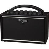 Cubo Mini Amplificador Boss Katana Mini Compacto   Fonte Hay