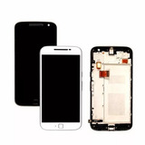 Display Lcd Tela Touch Moto G4 Plus Xt1640 Xt1644 C aro