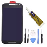 Display Tela Touch Moto G3 Preto   Ferramentas   Cola 15ml