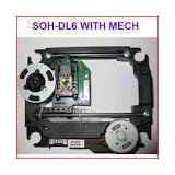 Dl6   Dl 6   Soh dl6   Soh Dl 6    Unidade Optica Original