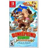 Donkey Kong Country: Tropical Freeze Mídia Física   Switch