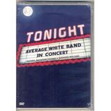 Dvd   Average White Band   Tonight In Concert   Funk Lacrado