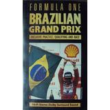 Dvd Grande Prêmio Do Brasil De Fórmula 1