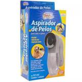 Escova Elétrica Aspirador Suga Pelo Pet Gato E Cães Envio Rá 36f832767f9