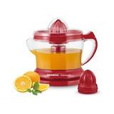 Espremedor De Frutas E23 Premium Cone Extra Vermelho 127v