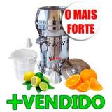 Espremedor Industrial Profissional De Laranja Limão Frutas