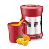 Espremedor extrator Mondial Premium Red E 24  250w  Vermelh