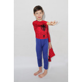 Fantasia Homem Aranha Infantil Spider Man Roupas Promoção