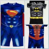 Fantasias Superman   Batman   Homem Aranha   Super Herois