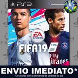 Fifa 19 2019 Ps3 Mídia Digital Psn | Jogo Original Português