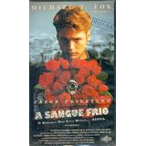 Filme Fita Vhs A Sangue Frio Michael J fox Jason Priestley 1