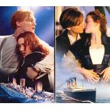Filme Fita Vhs Duplo Titanic Com Leonardo Dicaprio