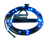 Fita De Leds   1m   Azul   Nzxt   Cb led10 bu