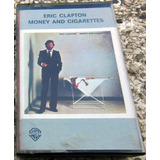 Fita K7 Eric Clapton   Money And Cigarettes   Nacional 1983