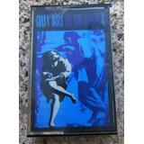 Fita K7 Guns N  Roses Use Your Illusion 2 Prensag Argentina