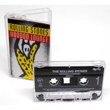 Fita K7 The Rolling Stones Voodoo Lounge 1994 Original