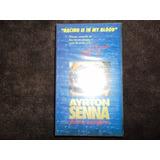 Fita Vhs  Ayrton Senna Para Sempre  Vídeo Print ed abril