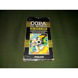 Fita Vhs Copa Do Mundo De 1930 A 1982