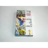Fita Vhs World Cup Usa94 Hist Copa Mundo 94   Usada N Estado