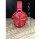 Fone Bluetooth Sem Fio Headphone Sony 950