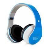 Fone De Ouvido Bluetooth Headphone Sem Fio Cartao Sd Fm 01