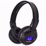 Fone Headphone S fio Bluetooth P2 Mp3 Micro Sd N65