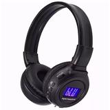 Fone Headphone S fio Bluetooth P2 Mp3 Micro Sd N65