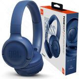 Fone Jbl Tune 500 Bluetooth Original Nfe Garantia De 1 Ano