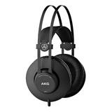 Fone Ouvido Akg Over   Ear K52 Profissional Loja Credenciada